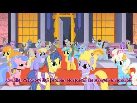 My Little Pony - Kompilacja najlepszych piosenek Napisy PL I Best Songs - Compilation Sub PL
