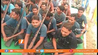 ఛత్తీస్గఢ్ లో లొంగిపోయిన 62మంది మావోయిస్టులు | 62 Maoist Surrender In Chhattisgarh | iNews - INEWS