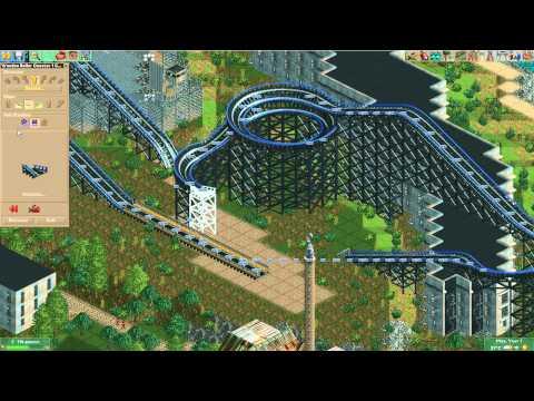 Rollercoaster Tycoon 2, odc. 4 - WYSPA ROLLERCOASTERÓW!