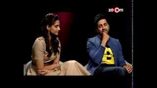 Bewakoofiyaan : Ayushmann & Sonam will tell us three Bewakoofiyaan which every guy does when in love