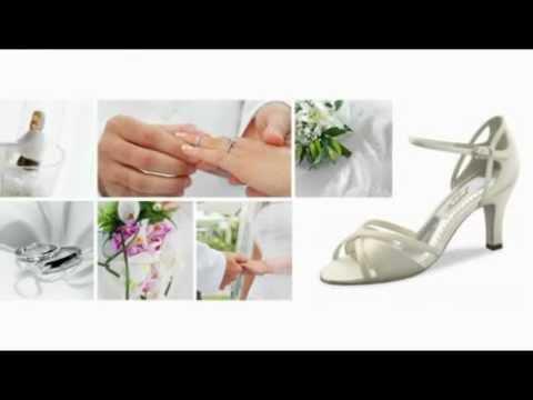 Beispiel: Tanz- und Brautschuhe zum Verlieben, Video: Passion Dance.