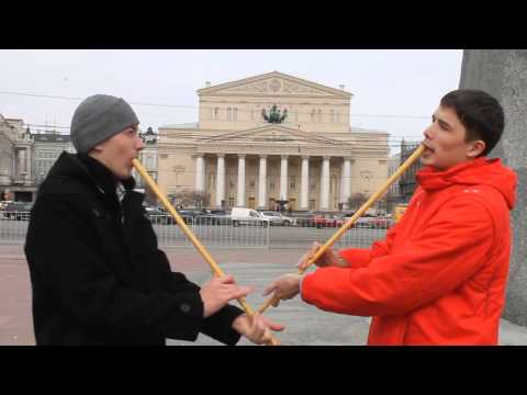 Классный ролик от московских башкир HD