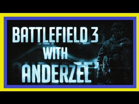 Battlefield 3 Online Gameplay AK 74m Ass Kicking Tank and Chopper To 