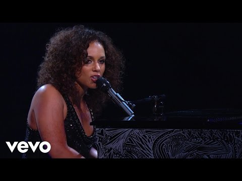 Alicia Keys - Karma (Piano & I: AOL Sessions +1)