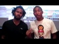 """Shae And Pharrell Of N*e*r*d Talk Mansions On The Moon's """"paradise Falls"""""""