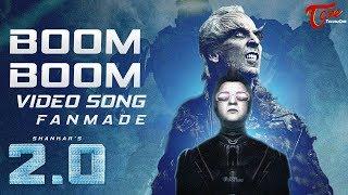 BOOM BOOM | ROBO 2.0 (Telugu) | Fan Made Song | TeluguOne - TELUGUONE