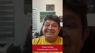 INFORMATIVO URGENTE: Tadeu Cohen, coordenador do STMC, fala sobre pedido de adiamento da eleição do