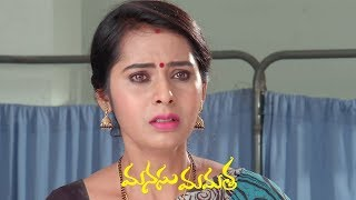 Manasu Mamata Serial Promo - 14th October 2019 - Manasu Mamata Telugu Serial - MALLEMALATV