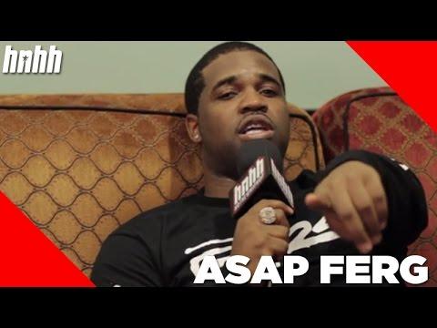 A$AP Ferg - A$AP Ferg Speaks On Passing Of A$AP Yams,