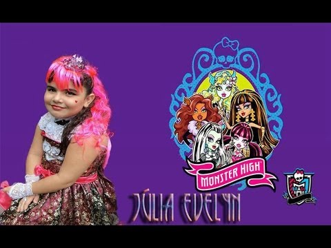 Mulekada DVD Completo - Júlia Evelyn ( Monster High )