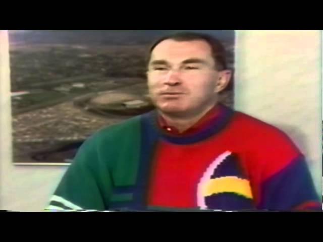 1990 Freedom Bowl preview special Part 2 - Oregon vs. Colorado State