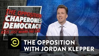 Laura Ingraham vs. the #MarchForOurLives - The Opposition w/ Jordan Klepper - COMEDYCENTRAL