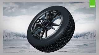 Nokian Hakkapeliitta 8 - новые шипованные шины от Nokian Tyres