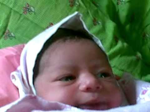 My baby 1st clip.mp4