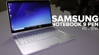 Samsung Notebook 9 Pen Review - CNETTV
