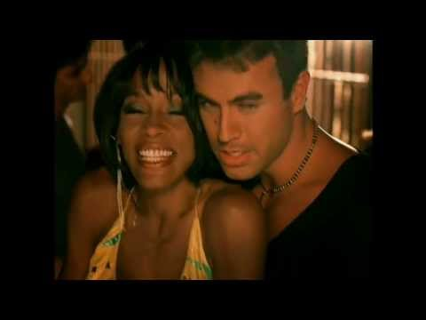 Whitney Houston & Enrique Iglesias Could I Have This Kiss Forever HD