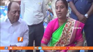 TRS MLA Konda Surekha Controversial Comments On Speakar Madhusudhana Chary | iNews - INEWS