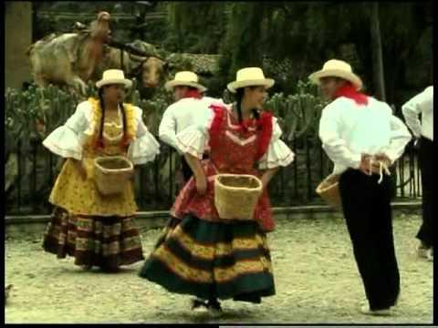 Danzas tradicionales de Colombia