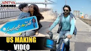 Subramanyam For Sale US Making Video -  Sai DharamTej, Regina Cassandra - ADITYAMUSIC