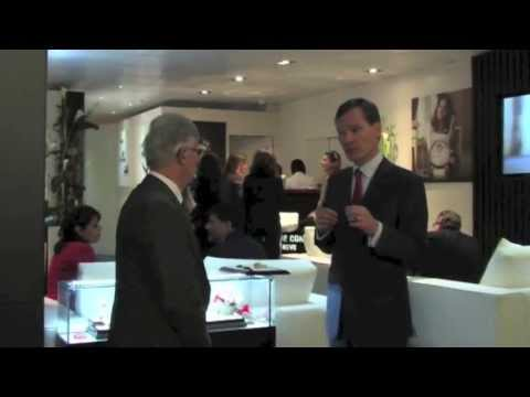 Baselworld 2013. Mr. Peter Stas - Trustedwatch.tv video interview