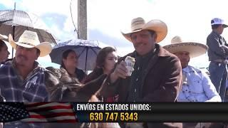 Coleaderos en Piedras Azules (Chalchihuites, Zacatecas)