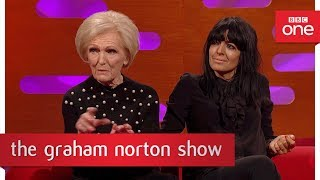 Mary Berry was once arrested by customs officials - The Graham Norton Show: BBC One - BBC
