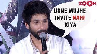 Shahid Kapoor's Reaction On Brother Ishaan Not Inviting Him & Wife Mira Rajput's First Ad - ZOOMDEKHO