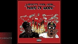 Laroo Feat. Kool John - Make It Work ( 2016)