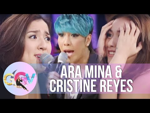 Vice Ganda pokes fun on Ara Mina's voice