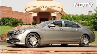 Tata Nexon Crash Test, Mercedes-Maybach S Class Review - NDTV