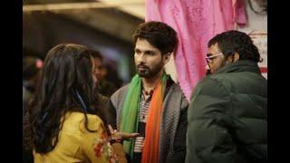 In Graphics: Shahid Kapoor revisits boy-next-door look for 'Batti Gul Meter Chalu' - ABPNEWSTV