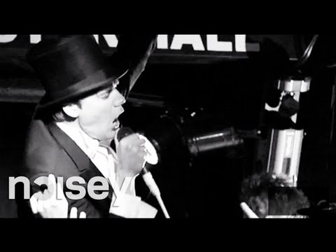 "The Hives - ""Come On"" & ""Try It Again,"" live in New York"