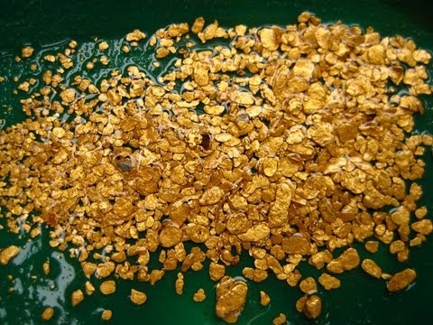 GOLD -How to and where to find Gold
