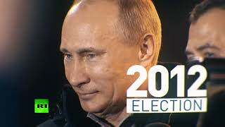 Russian election review: Hopefuls in the 2010s (Timeline) - RUSSIATODAY