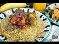 Aromatic Rice (Bariis Udgoon) Riz Parfumé الارز البسمتي بالبهارات