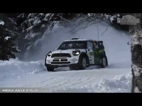 WRC 2013 - RALLY SWEDEN - HD (Pure Sound)