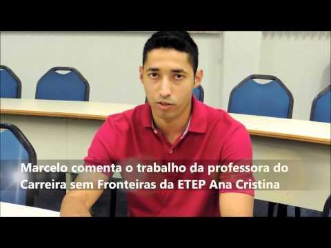 Vá Além com a ETEP: Marcelo Dias comprova a qualidade do Carreira sem Fronteiras
