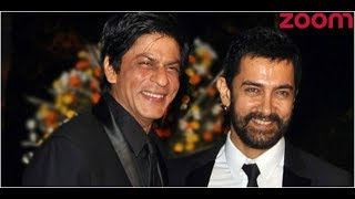 Shah Rukh Khan Seeks Aamir's Help For Rakesh Sharma Biopic? | Bollywood News - ZOOMDEKHO