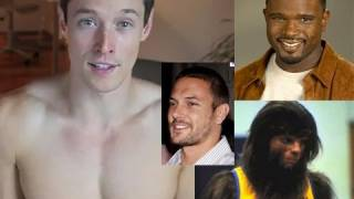 My Guilty Celebrity Crushes...