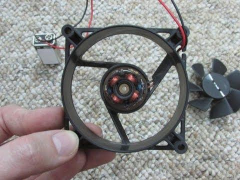 Generador de energía con imanes (Free energy  generator with magnets)