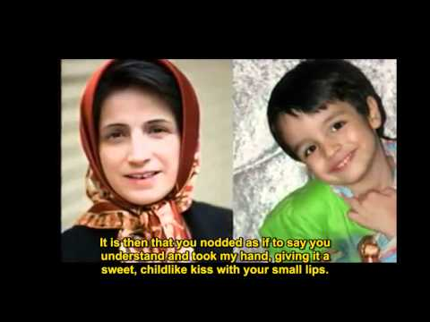Nasrin Sotoudeh - We Stand By You  , Yalda 2011