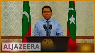 🇲🇻 Abdulla Yameen concedes defeat in Maldives presidential election | Al Jazeera English - ALJAZEERAENGLISH
