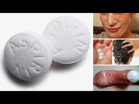 7 Surprising Uses for Aspirin