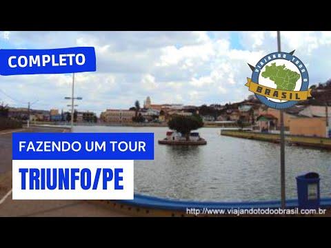 Viajando Todo o Brasil - Triunfo/PE - Especial