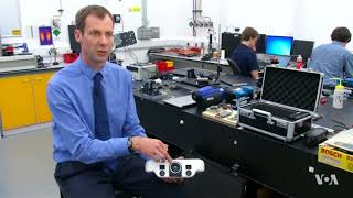 Scanner Allows Early Diagnosis of Diabetic Ulcers - VOAVIDEO