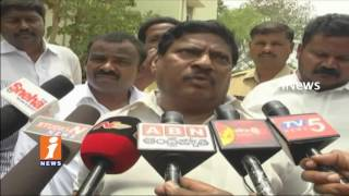 MP Siva Prasad Serious Comments On Chandrababu Naidu | iNews - INEWS