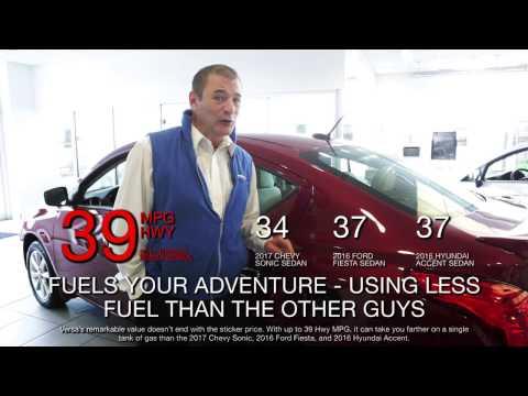 Video  of this 2017 Nissan Versa Sedan S Manual