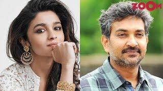 Alia Bhatt OPTS OUT of SS Rajamouli's film offer? | Bollywood Gossip - ZOOMDEKHO