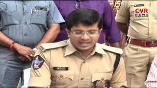 Police Seized Huge Redwood in Chittoor District | Redwood Smuggling | CVR NEWS - CVRNEWSOFFICIAL