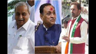 In Graphics: Gujarat Himachal elections results 2017 : VIP seats results Gujarat Vidhansab - ABPNEWSTV